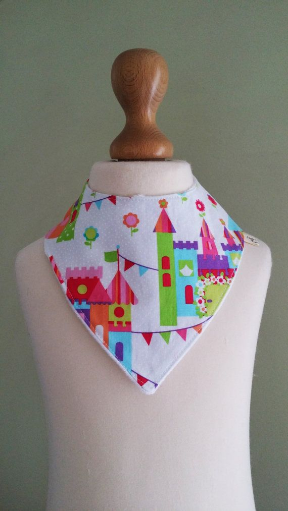 Check out this item in my Etsy shop https://www.etsy.com/uk/listing/276777938/princess-dribble-bib-baby-bandana-drool