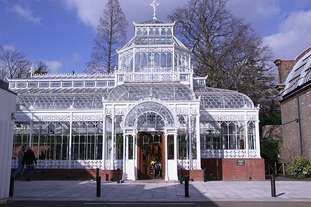 A beautiful Victorian conservatory like this would certainly need planning permission!