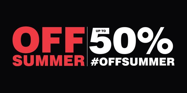 Off Summer | Schutz