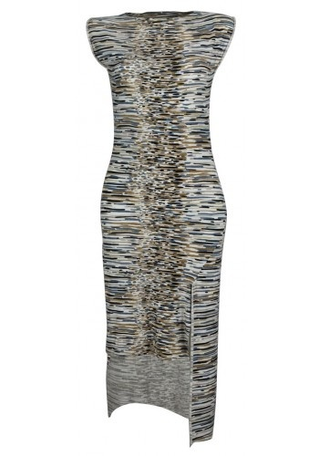 Efia Coret Dress by Nikoo from LAAVAA.com - Get 20% off on this outstanding jersey dress and other Nikoo items only until Sunday May 20!