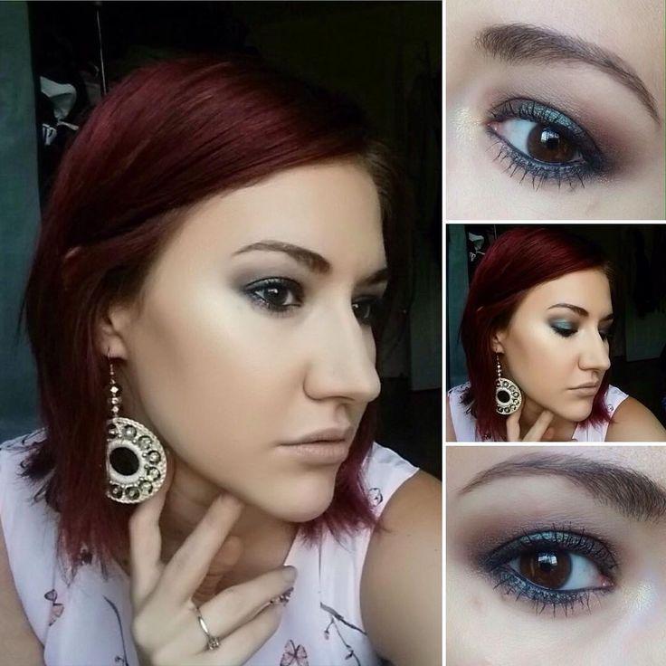 ☀️❤️☀️ earrings: @laurascreation �� makeup: @katvondbeauty @nevecosmetics @kikomilano @essence_cosmetics @catrice.cosmetics @makeuprevolution @nyxcosmetics_uk @nyxcosmetics_italy  #makeup #instamakeup #cosmetic #cosmetics #colorista #london #fashion #eyeshadow #lipstick #gloss #mascara #palettes #eyeliner #lip #lips #earrings #concealer #foundation #powder #eyes #eyebrows #lashes #lash #glue #glitter #crease #amigurumi #base #beauty #beautiful…