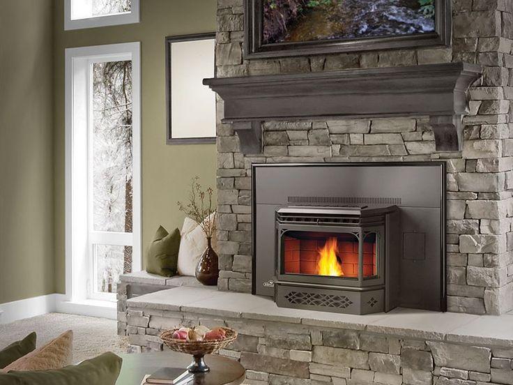 Best 25 Pellet Fireplace Ideas On Pinterest Pellets For