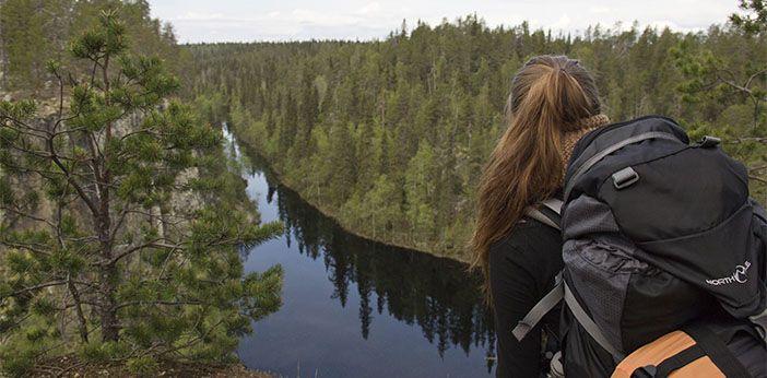 Karhunkierros - Luontoon.fi