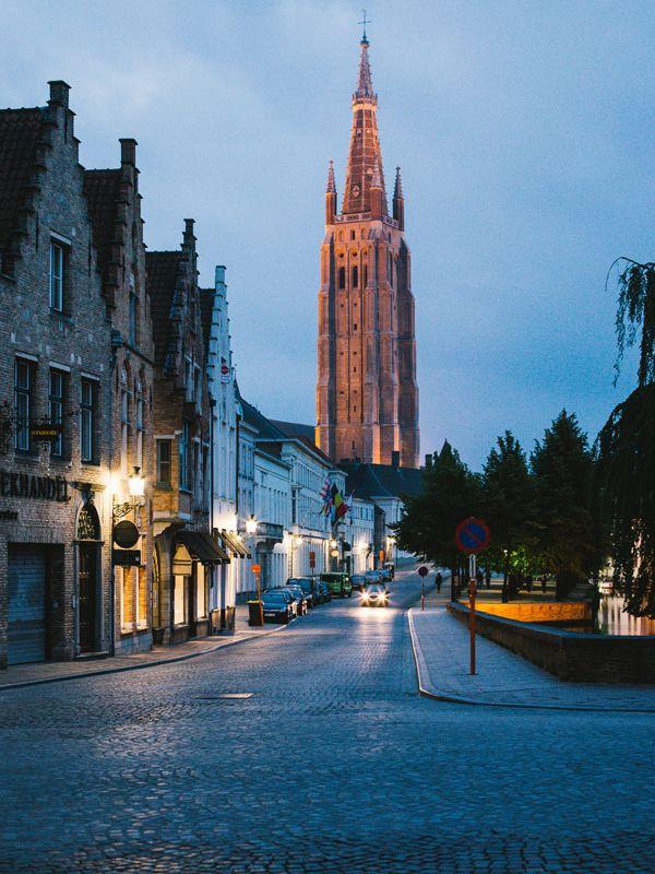 Bruges (by James ~ Anderson)