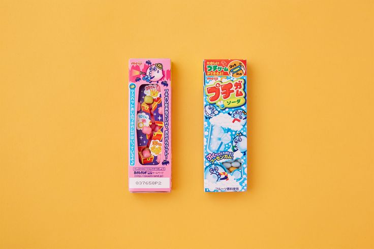 Fun 4 Kids : This gum is just as fun to play with as it is to chew.