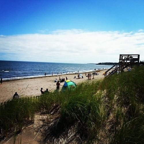 Parlee Beach, Pointe-du-Chene, New Brunswick