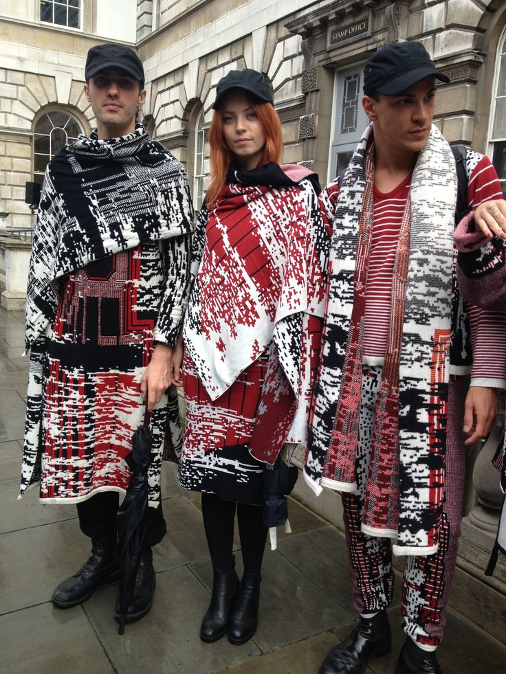 Heritage arrives at London Fashion Week