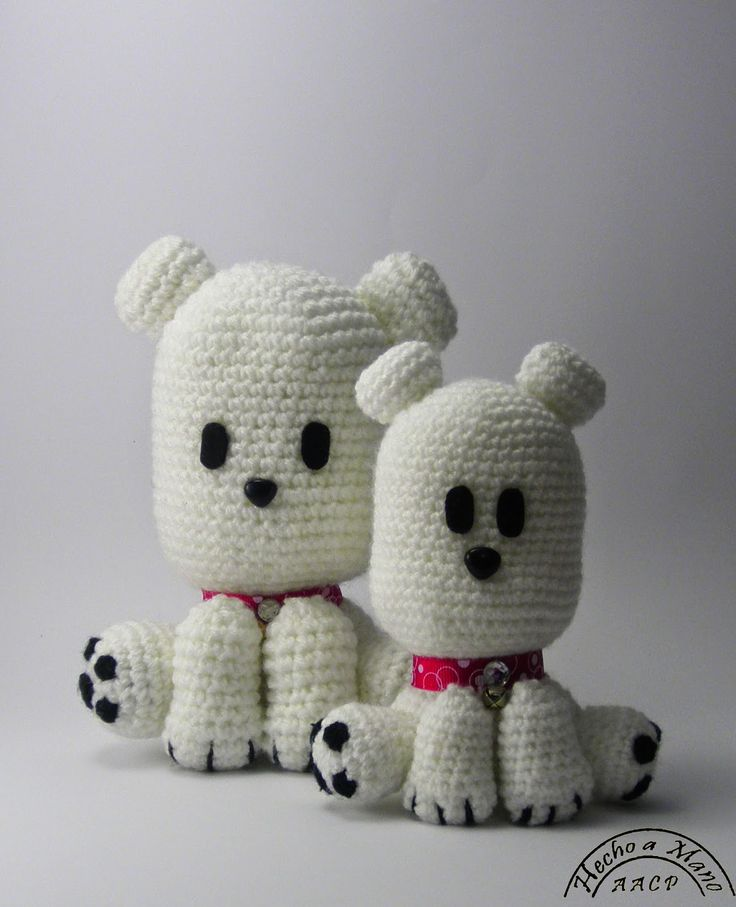 1000+ images about PERROS AMIGURUMI on Pinterest ...