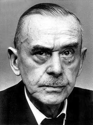 Thomas Mann - Novelist, Nobel Prize 1929