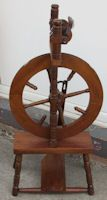 Renovation / Reconditioned Spinning wheels for sale