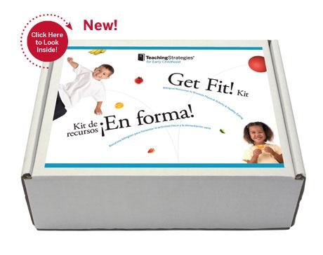 #TeachingStrategies Get Fit! Kit