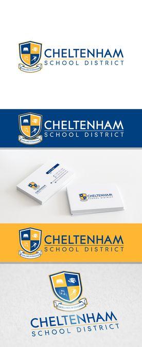 Cheltenham School District Logo Contest by cioby