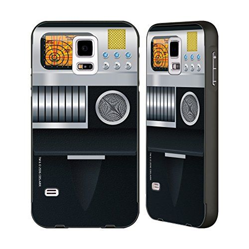 Official Star Trek Tricorder Gadgets Black Aluminum Bumper Slider Case for Samsung Galaxy S5  S5 Neo -- You can get more details by clicking on the image. (Note:Amazon affiliate link) #CellPhonesAccessories