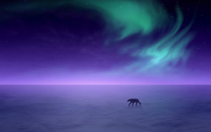 aurora borealis Alaska