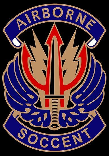 Special Operations Command Central - United States