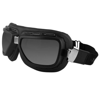 Buy Bobster motorcycle goggles at RetroBikeGear.com. Fast free shipping over $25, 30-day returns, no restocking fees ever, and the lowest prices online.