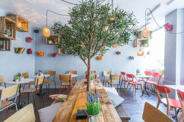 La MANGERIE, BAR a TAPAS dans le MARAIS. Un projet incroyable. #design #projetdeluxe #décoration http://magasinsdeco.fr/delightfull-dans-projet-luxe/