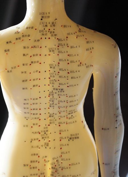 Back Acupuncture Points 2 | Acupuncture points and Acupuncture