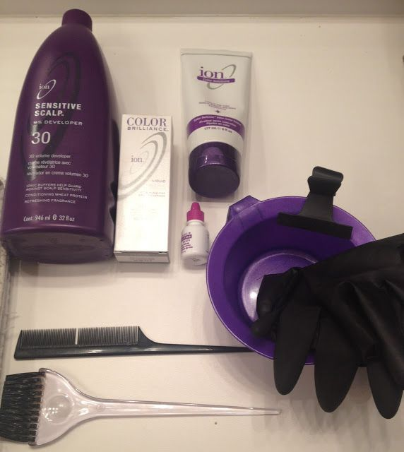 PRODUCT HAG: How to: Dye Your Hair at Home