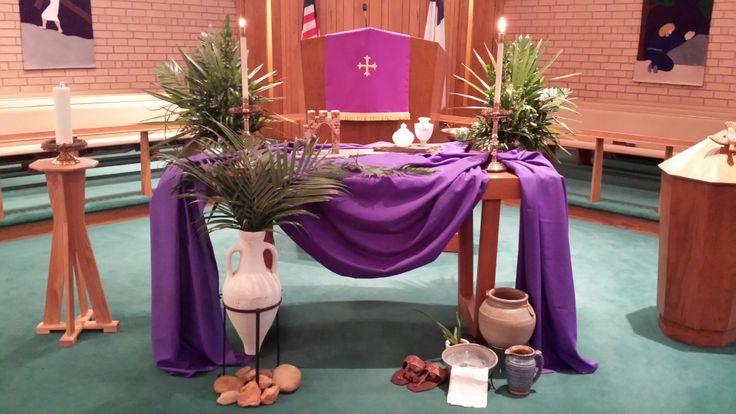 Palm Sunday 2014, St. Timothy UMC, Brevard, NC, fifth Sunday of Lent