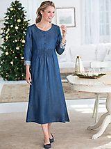 Meadow Ridge Tencel® Dress | Women's Dress | Appleseeds