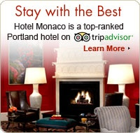 """Hotel Monaco Portland - Be sure to check out their Operation Romance if you are in the Pacific Northwest: """"Our Operation Romance package pays special tribute to all active duty or retired military personnel."""""""