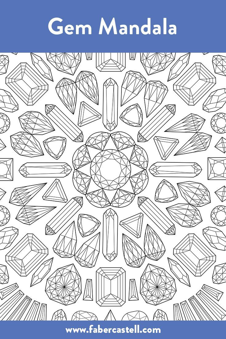 Pin On Mandalas Coloring Pages