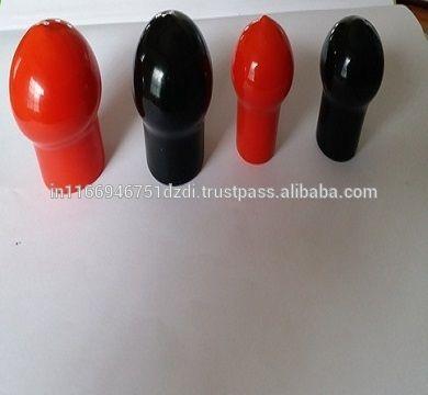 PVC Rebar Caps