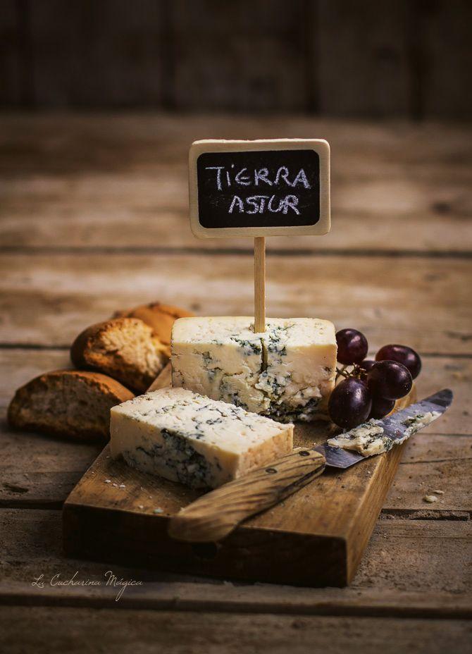 Mejores quesos asturianos.