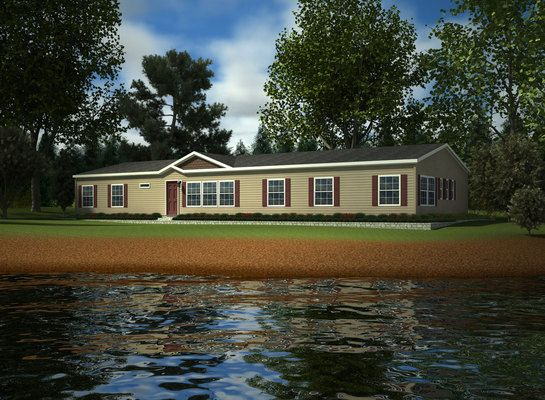40 best images about fleetwood homes of tennessee on pinterest for Modular lake homes
