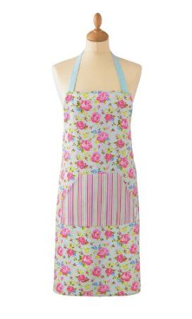Cute vintage style apron from Cooksmart