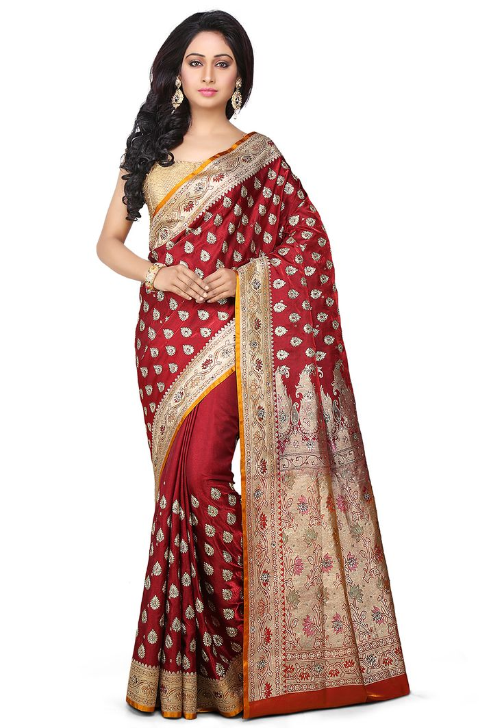 #Banarasi Art #SilkSaree