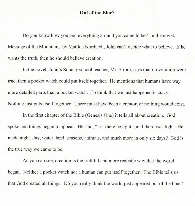 Good persuasive essay topics for middle school. Get a professional ...