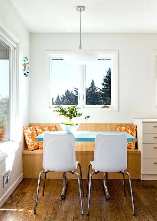 Modern Breakfast Nook Summer Kitchen Ideas