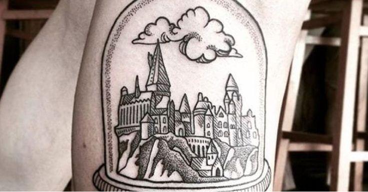 Fan d'Harry Potter ? Cette sélection de tatouages inspirés de la saga allant des tatouages les plus minimalistes aux plus voyants est faite pour vous...