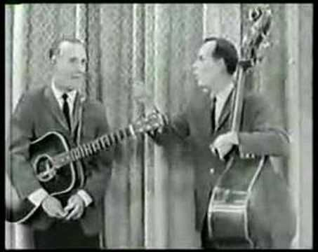 """Smothers Brothers, """"Boil That Cabbage Down"""" song and humor."""