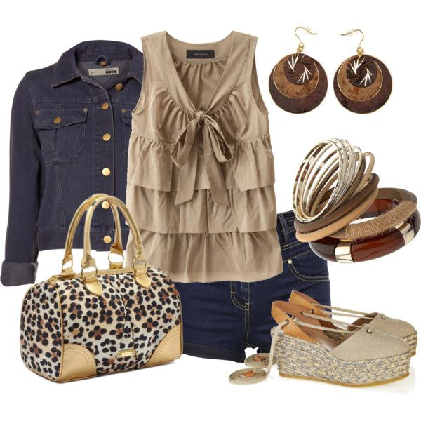 """""""Short"""" by outfits-de-moda2 on Polyvore"""