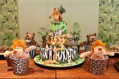 Safari Party Favors