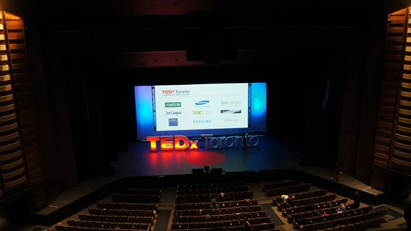 Conference Space Toronto. #TEDx #SonyCentre
