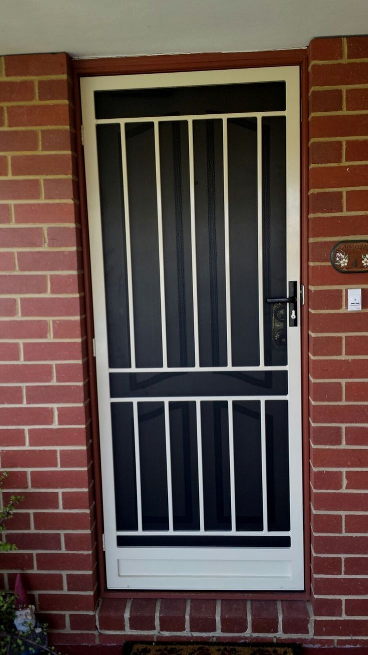 Awesome Security Door Ideas Stevenn William Saved To Secure My Homepin36steel Security Door With Stainless Steel Doors Iron Door Design Security Screen Door