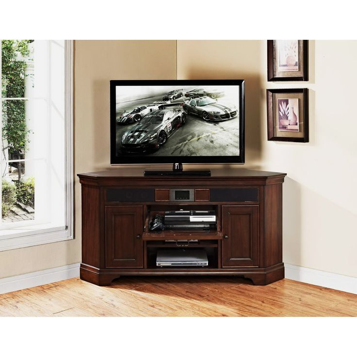 corner tv stand for 65 inch tv woodworking projects plans. Black Bedroom Furniture Sets. Home Design Ideas