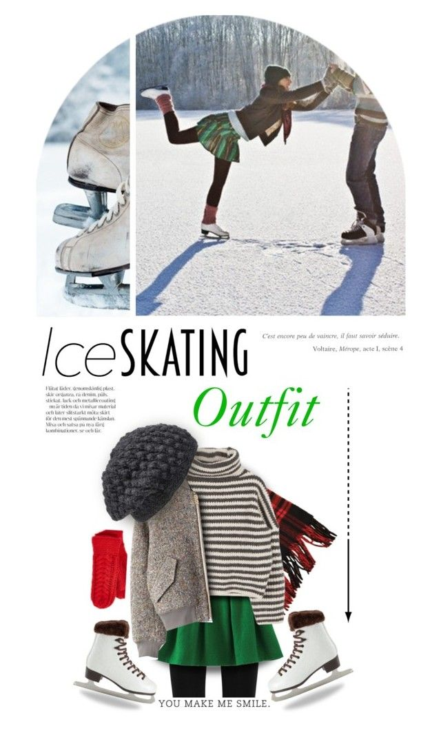 """Ice Skating Outfit..."" by angiesprad ❤ liked on Polyvore featuring Emilio Pucci, Christian Dior, Nirvanna Designs and Acne Studios"