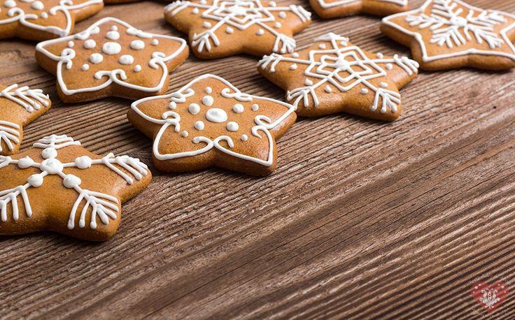 Stars, gingerbread