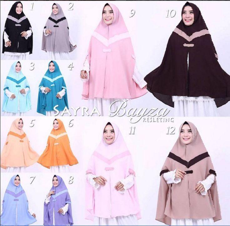 New Women's Long Jilbab Hijab KHIMAR Bayza - Other