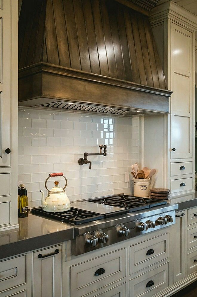 34 best range hoods images on pinterest range hoods for Kitchen ventilation ideas