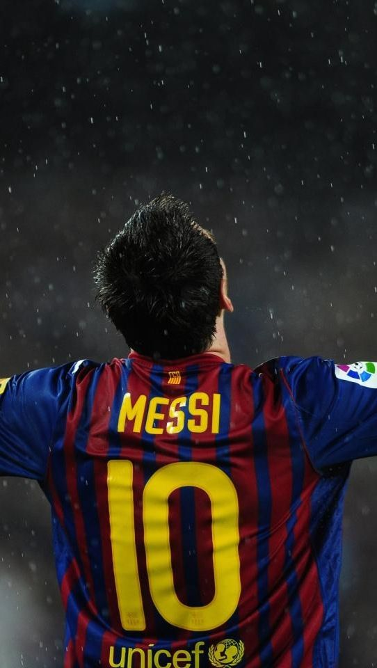 Lionel Messi. 2009, 2010, 2011, 2012 FIFA World Player of the Year.