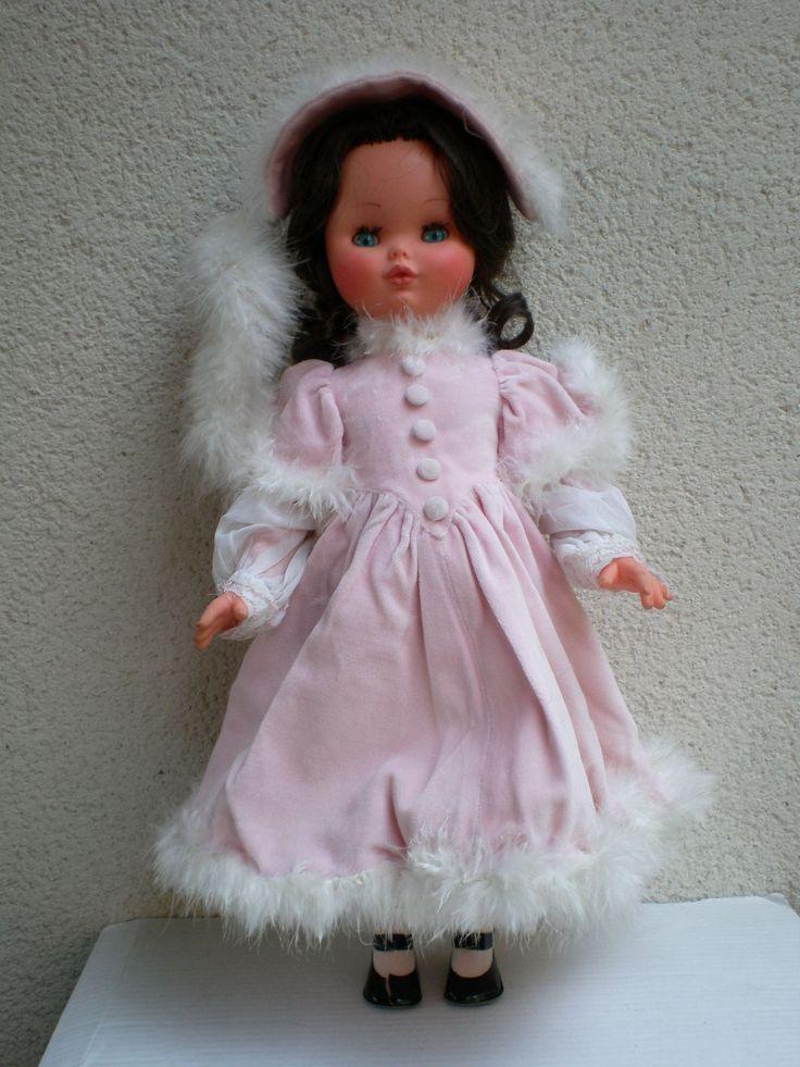 "Vintage Italian Furga Doll 17""   eBay"