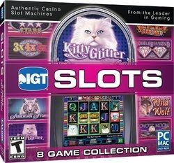 IGT SLOTS: KITTY GLITTER 8PK JC (WIN XP,VISTA,WIN 7,WIN 8/MAC 10.6 OR LATER)