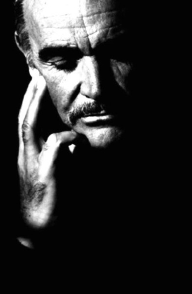 Sean Connery | by Herb Ritts