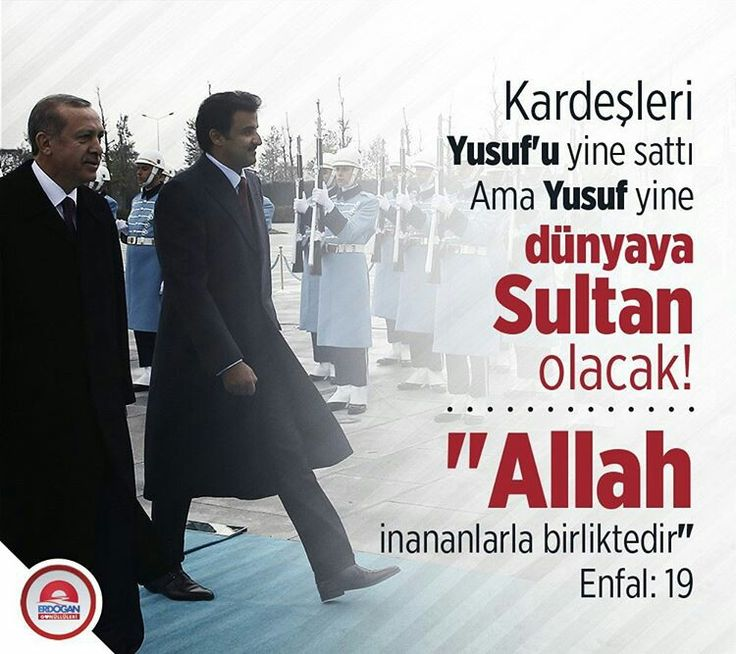 #TurkeyWithQatar